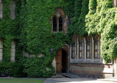 Headmaster's door - always open!