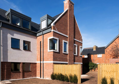 New House - Accommodation