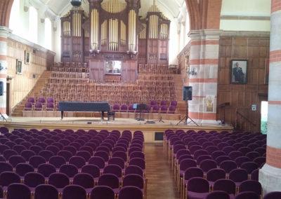 Facilities - Temple Speech Room