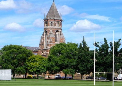 Rugby School grounds
