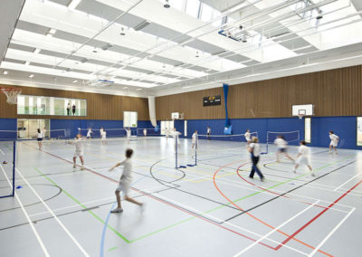 Facilities - Sports Halls