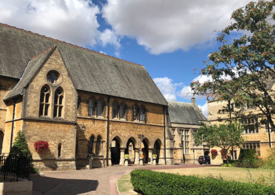 Facilities - The Cloisters classrooms