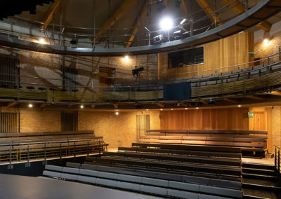 State of the art performance theatre